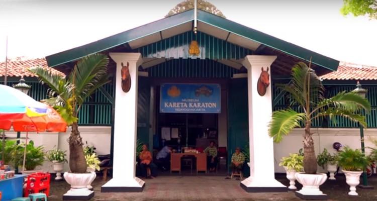 Museum Kereta Yogyakarta