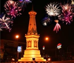 Malam Tahun Baru Jogja 2013