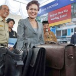 Yogyakarta memang dikenal sebagai kota sentra aneka macam kerajinan dan kesenian Mengunjungi Pusat Kerajinan Kulit di Desa Wisata Manding