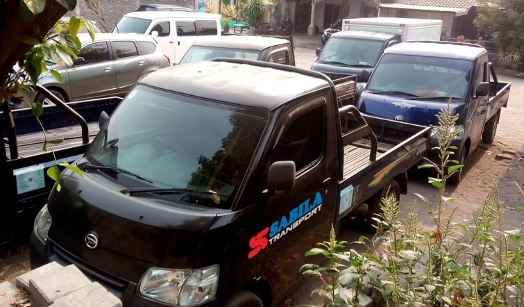 sewa Pick up Jogja