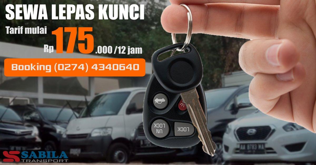 Sewa Mobil Lepas Kunci Di Jogja Mulai 175rb 12 Jam