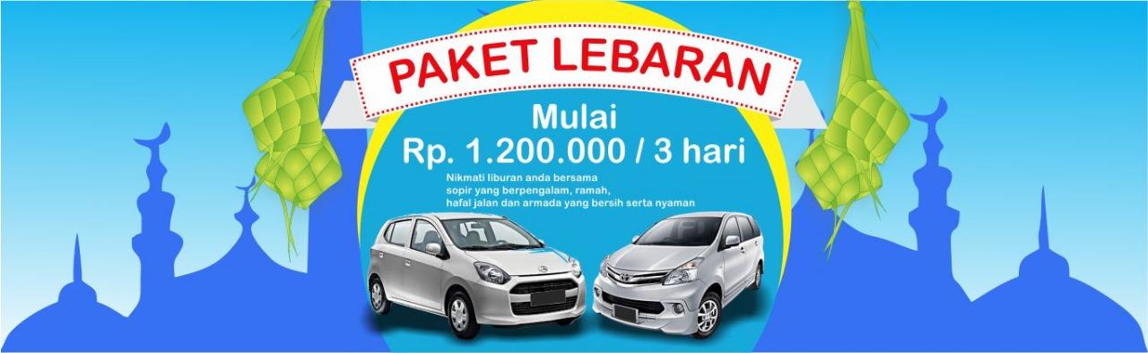 Paket Rental Mobil Lebaran 2019 di Jogja Tarif Murah